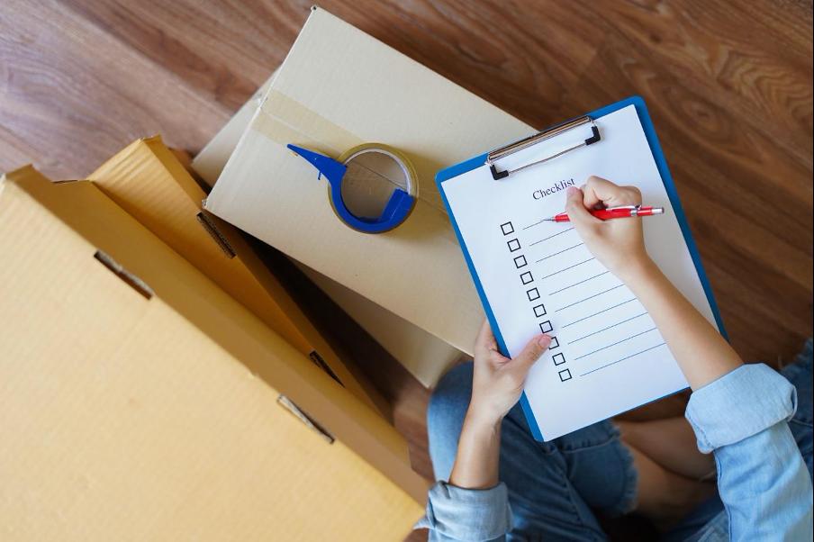 Checklist de déménagement : toutes les étapes d'un déménagement sans stress