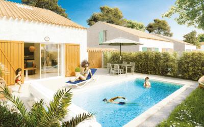 Villa de standing pour investisseur et résidence secondaire