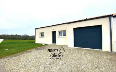 Maison neuve 3 chambres – RT 2012